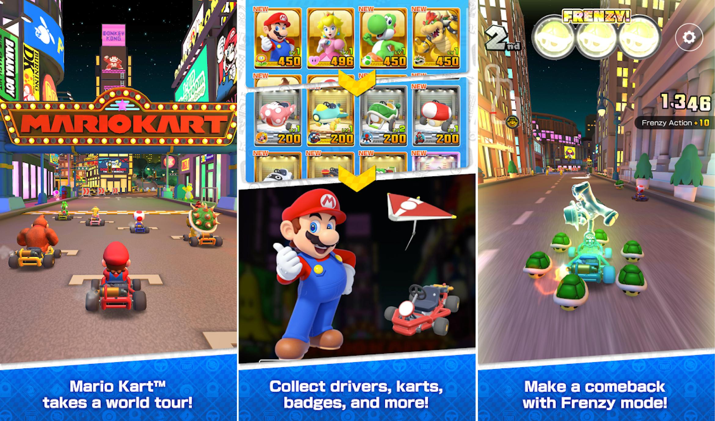 Mario Kart Tour MOD Latest APK (Unlimited Money/No Ads)