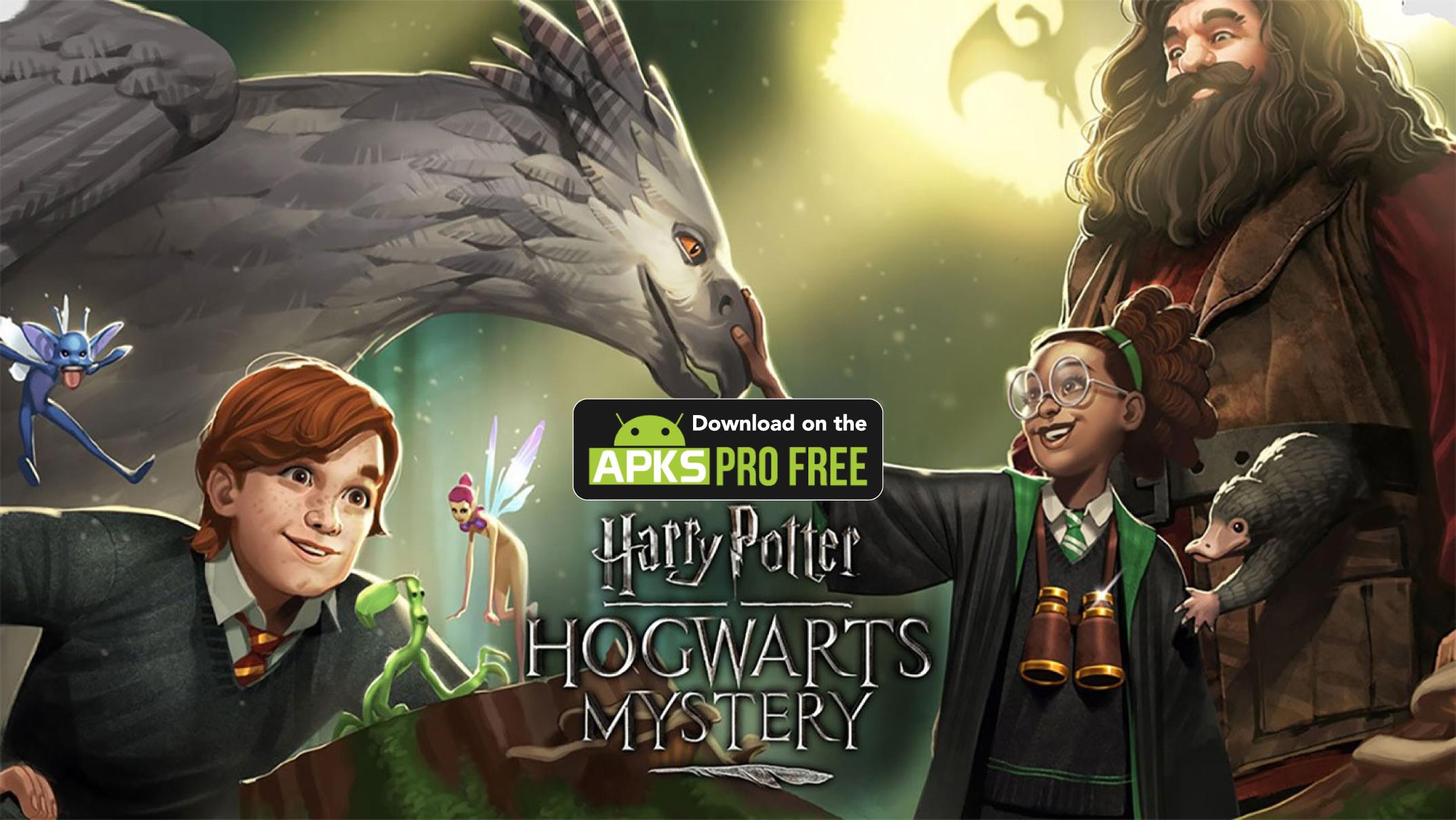 Harry Potter: Hogwarts Mystery MOD Apk (MOD, Unlimited Energy)