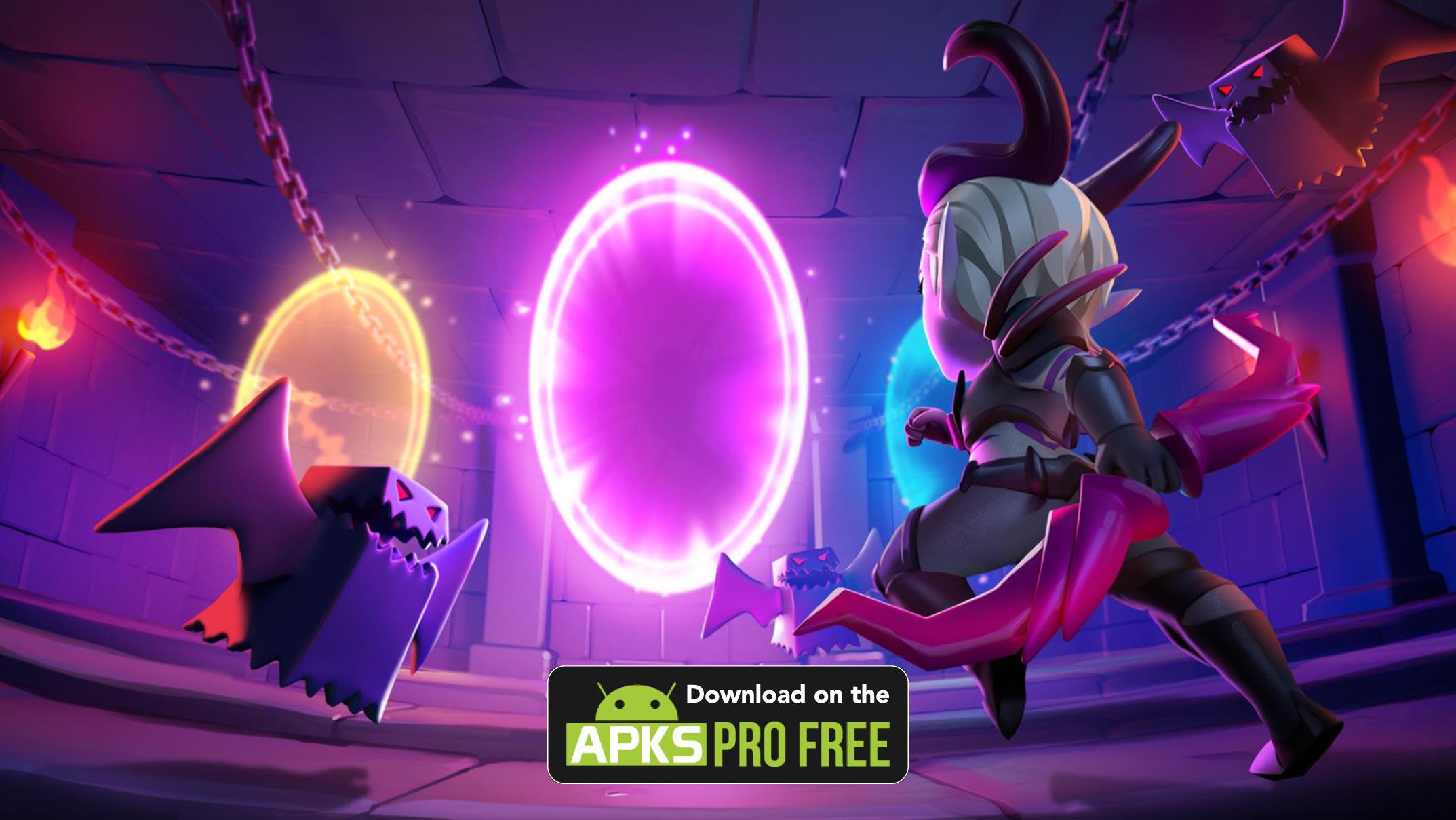 Archero MOD Apk (Unlimited Money/God Mode/Gold/Gems/Energy)