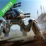 War Robots MOD Apk( Inactive Bots/Unlimited Bullets/ Money)