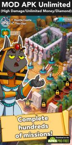 Hustle Castle: Fantasy Kingdom MOD Apk 1.44.0 (High Damage) 100% 1
