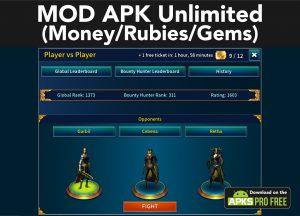 Eternium MOD Apk 1.5.73 (Unlimited Money/Rubies/Gems) 100% Worked 1
