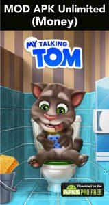 My Talking Tom MOD Apk 6.6.1.973 (Unlimited Money) 1