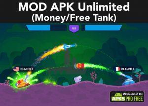 Tank Stars MOD Apk 1.5.10 (Unlimited Money) 100% Worked 1