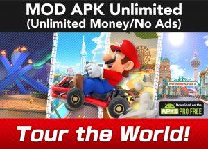 Mario Kart Tour MOD APK 2.9.1(Unlimited Money/No Ads) 1