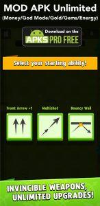 Archero MOD Apk 3.2.2(Unlimited Money/God Mode/Gold/Gems/Energy) 1