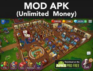 Shop titans MOD Apk 7.2.2 (Unlimited Money) 100% Worked 1
