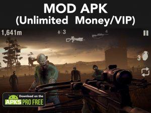 Into The Dead 2 Mod APK+OBB File 1.46.1(Unlimited Money/VIP) 1