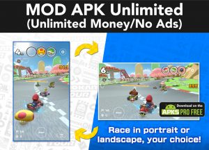 Mario Kart Tour MOD APK 2.9.1(Unlimited Money/No Ads) 2
