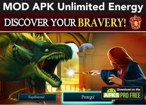 Harry Potter: Hogwarts Mystery MOD Apk 3.7.0 (MOD, Unlimited Energy) 2