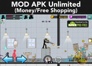 Anger of Stick 5: Zombie MOD APK 1.1.54 (Free Shopping) 2