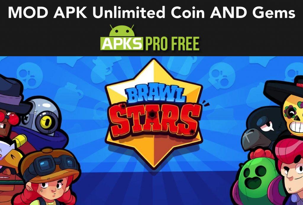 Brawl Stars MOD APK (Unlimited Money)