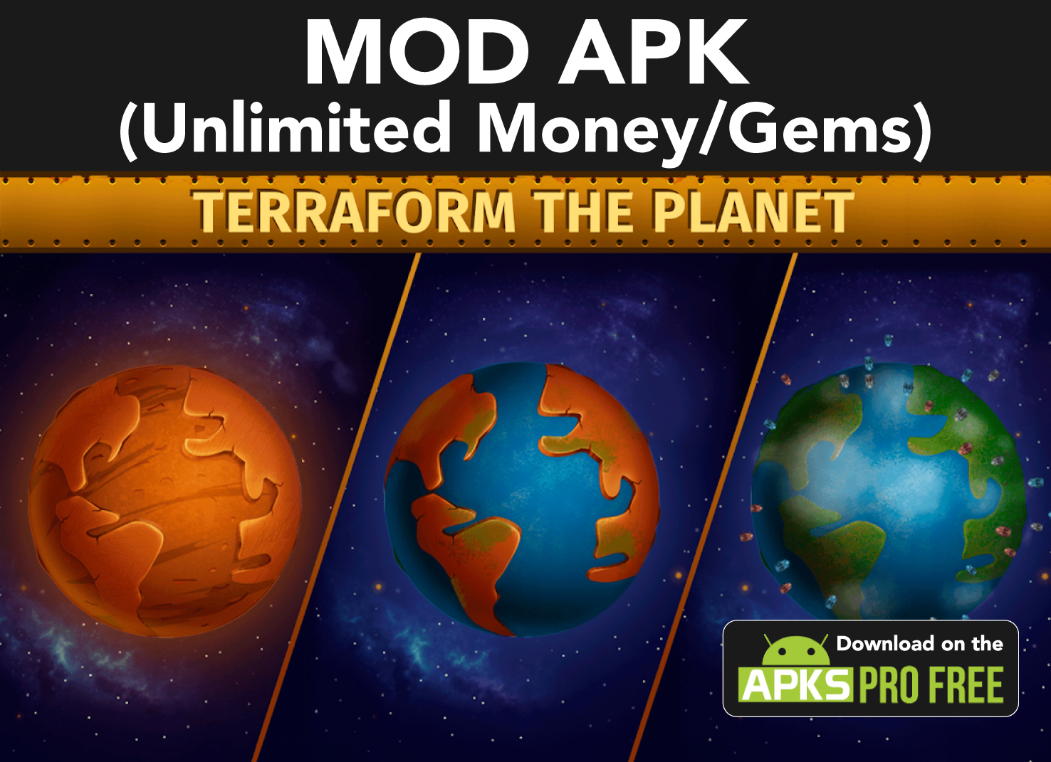 Deep Town Mod APK (Unlimited Money/Gems)