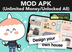Toca Life World MOD APK 1.34.1 (Unlocked All/Unlimited Money) 2