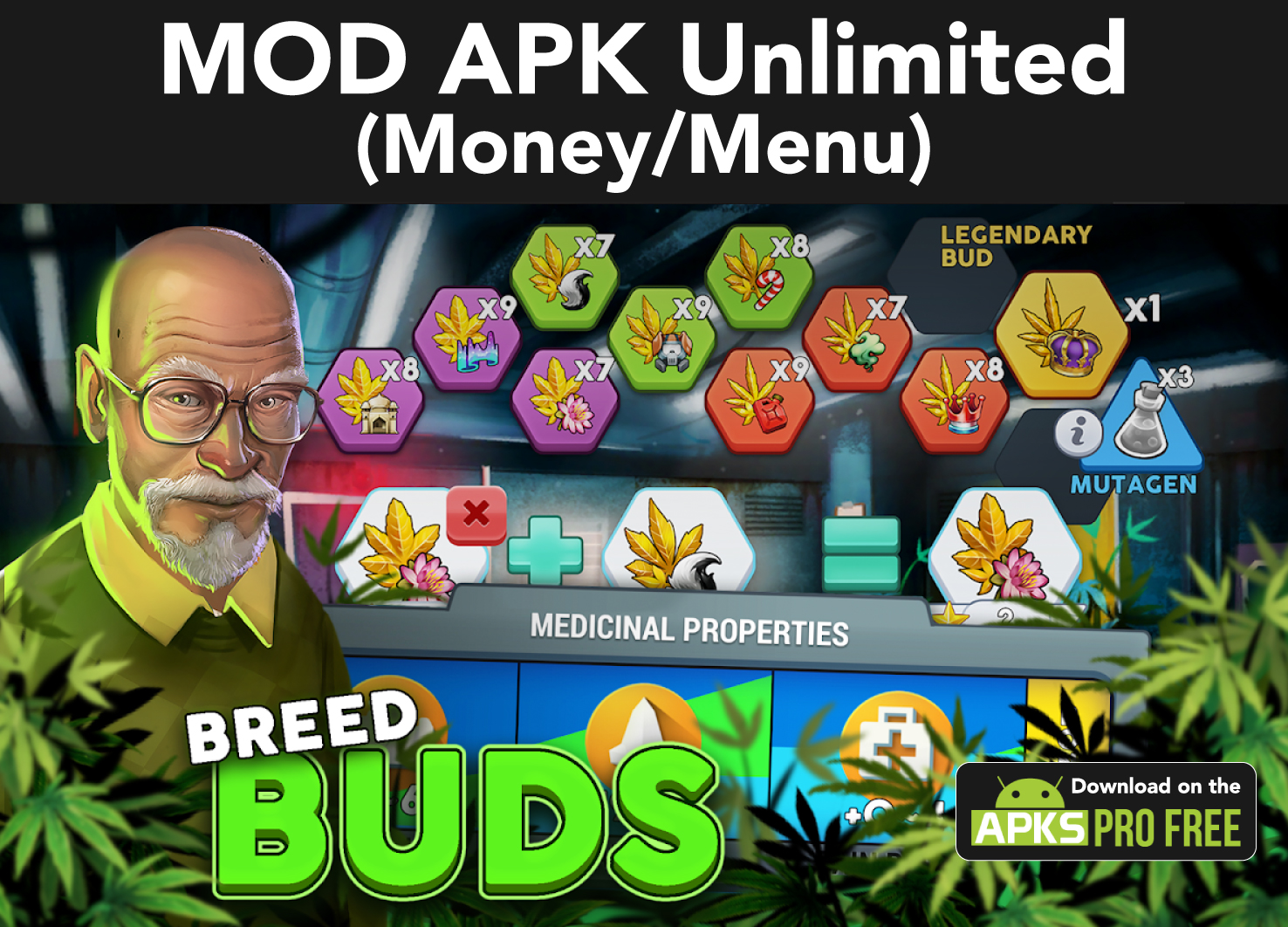 Hempire MOD Apk 2.0.12(Unlimited Money/Diamond) 100% Worked
