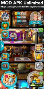 Hustle Castle: Fantasy Kingdom MOD Apk 1.44.0 (High Damage) 100% 3