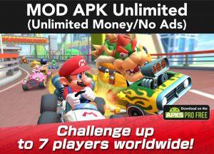 Mario Kart Tour MOD APK 2.9.1(Unlimited Money/No Ads) 3