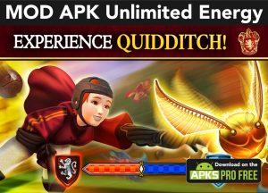 Harry Potter: Hogwarts Mystery MOD Apk 3.7.0 (MOD, Unlimited Energy) 3