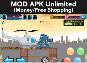 Anger of Stick 5: Zombie MOD APK 1.1.54 (Free Shopping) 3