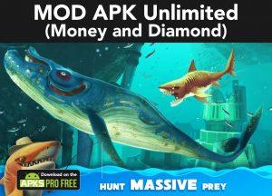 Hungry Shark World MOD Apk 4.4.2(Unlimited Money and Diamond) 3
