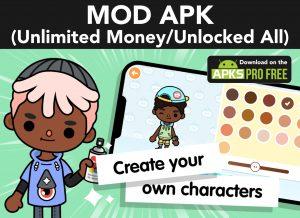 Toca Life World MOD APK 1.34.1 (Unlocked All/Unlimited Money) 3