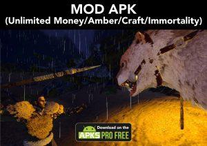 ARK: Survival Evolved MOD APK+OBB 2.0.25 (Unlimited Money/Amber) 3