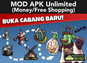 Tahu Bulat MOD Apk 15.2.6(Free Shopping/Unlimited Money)100% Work 4
