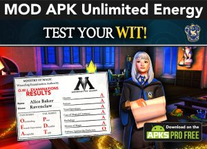 Harry Potter: Hogwarts Mystery MOD Apk 3.7.0 (MOD, Unlimited Energy) 4