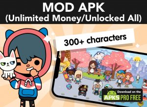 Toca Life World MOD APK 1.34.1 (Unlocked All/Unlimited Money) 4