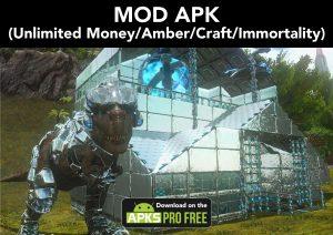 ARK: Survival Evolved MOD APK+OBB 2.0.25 (Unlimited Money/Amber) 4