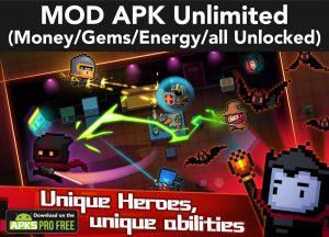 Soul Knight MOD APK 3.2.7 (Unlimited Money/Gems/Energy/all Unlocked) 5