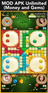 LUDO KING™ MOD Apk 6.2.0.192(Unlimited Money and Gems) 4