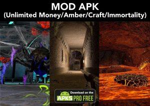 ARK: Survival Evolved MOD APK+OBB 2.0.25 (Unlimited Money/Amber) 5