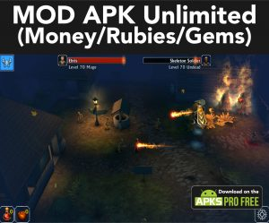 Eternium MOD Apk 1.5.73 (Unlimited Money/Rubies/Gems) 100% Worked 6