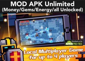 Soul Knight MOD APK 3.2.7 (Unlimited Money/Gems/Energy/all Unlocked) 6