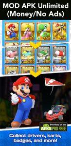 Mario Kart Tour MOD APK 2.9.1(Unlimited Money/No Ads) 6