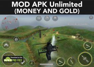 Gunship Battle: Helicopter 3D MOD Apk 2.8.11(Unlimited Money/ Gold) 6