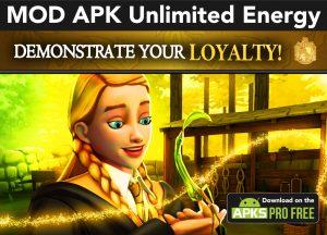 Harry Potter: Hogwarts Mystery MOD Apk 3.7.0 (MOD, Unlimited Energy) 6