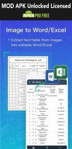 CamScanner Premium MOD APK 6.0.5.20210914 (Unlocked Licensed) 6