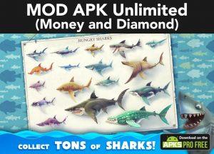 Hungry Shark World MOD Apk 4.4.2(Unlimited Money and Diamond) 6