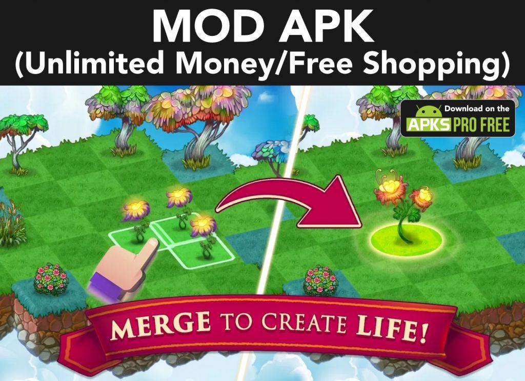 Merge Dragons MOD Apk (Free Shopping/Unlimited Money)
