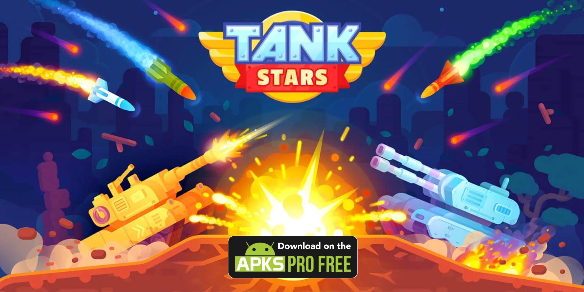 Tank Stars Apk MOD Apk (Unlimited Money)