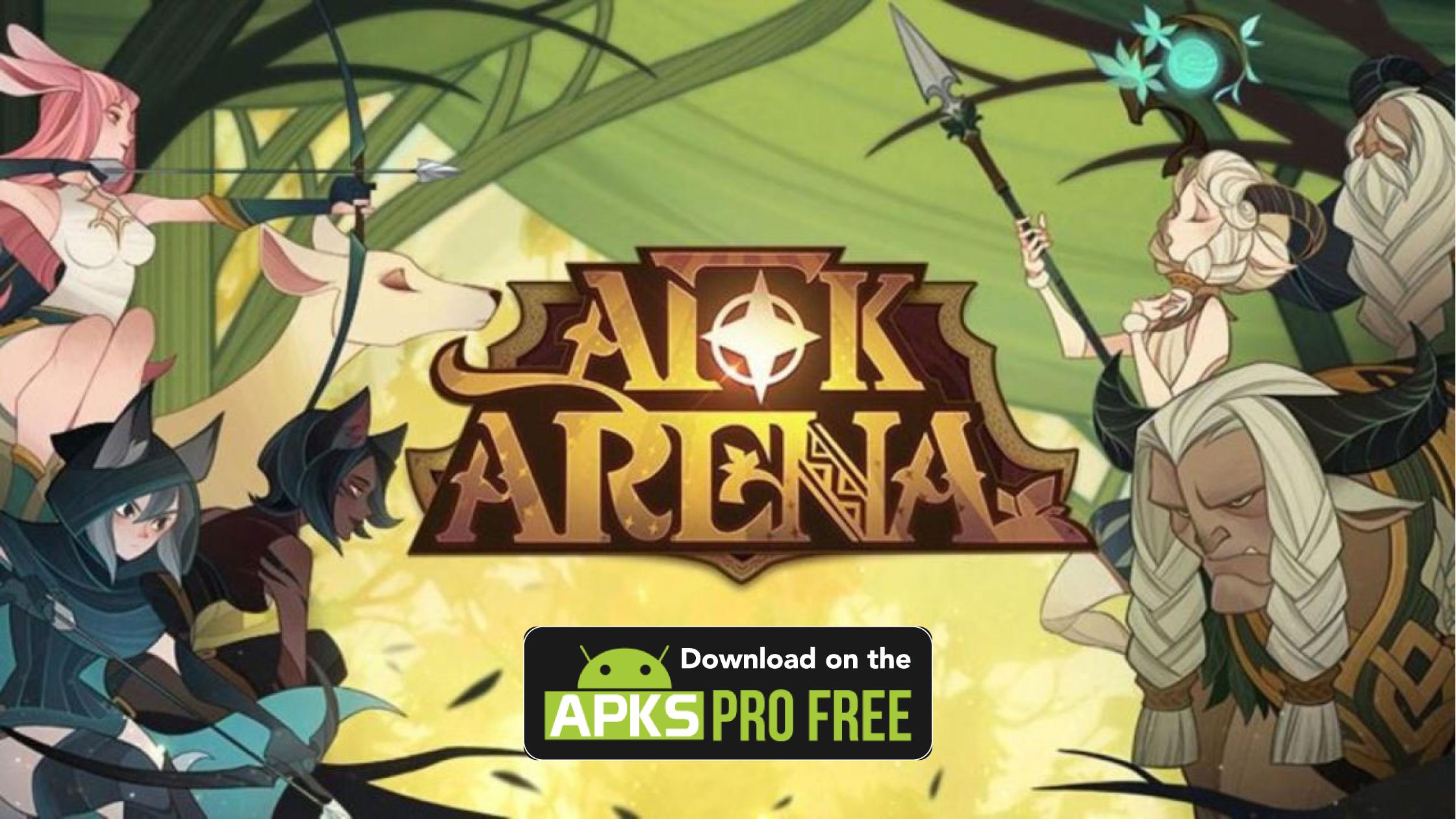 AFK Arena MOD Apk (Unlimited Gems/Diamond)