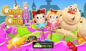 Candy Crush Soda Saga MOD APK 1.202.4 (Unlimited Move/All Unlocked) 3