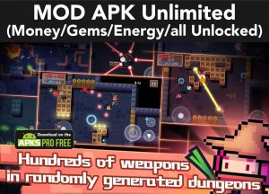 Soul Knight MOD APK 3.2.7 (Unlimited Money/Gems/Energy/all Unlocked) 7
