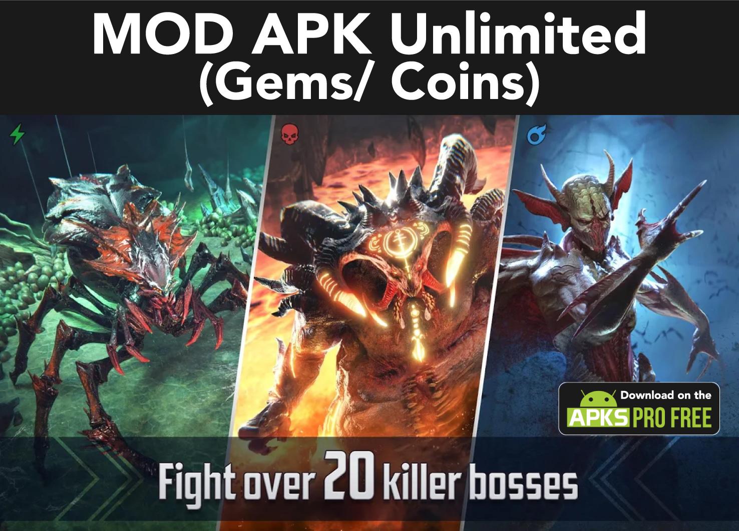 RAID: Shadow Legends MOD APK (Unlimited Gems/ Coins)