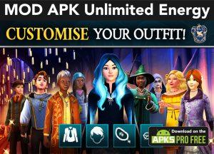 Harry Potter: Hogwarts Mystery MOD Apk 3.7.0 (MOD, Unlimited Energy) 7