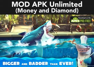 Hungry Shark World MOD Apk 4.4.2(Unlimited Money and Diamond) 7