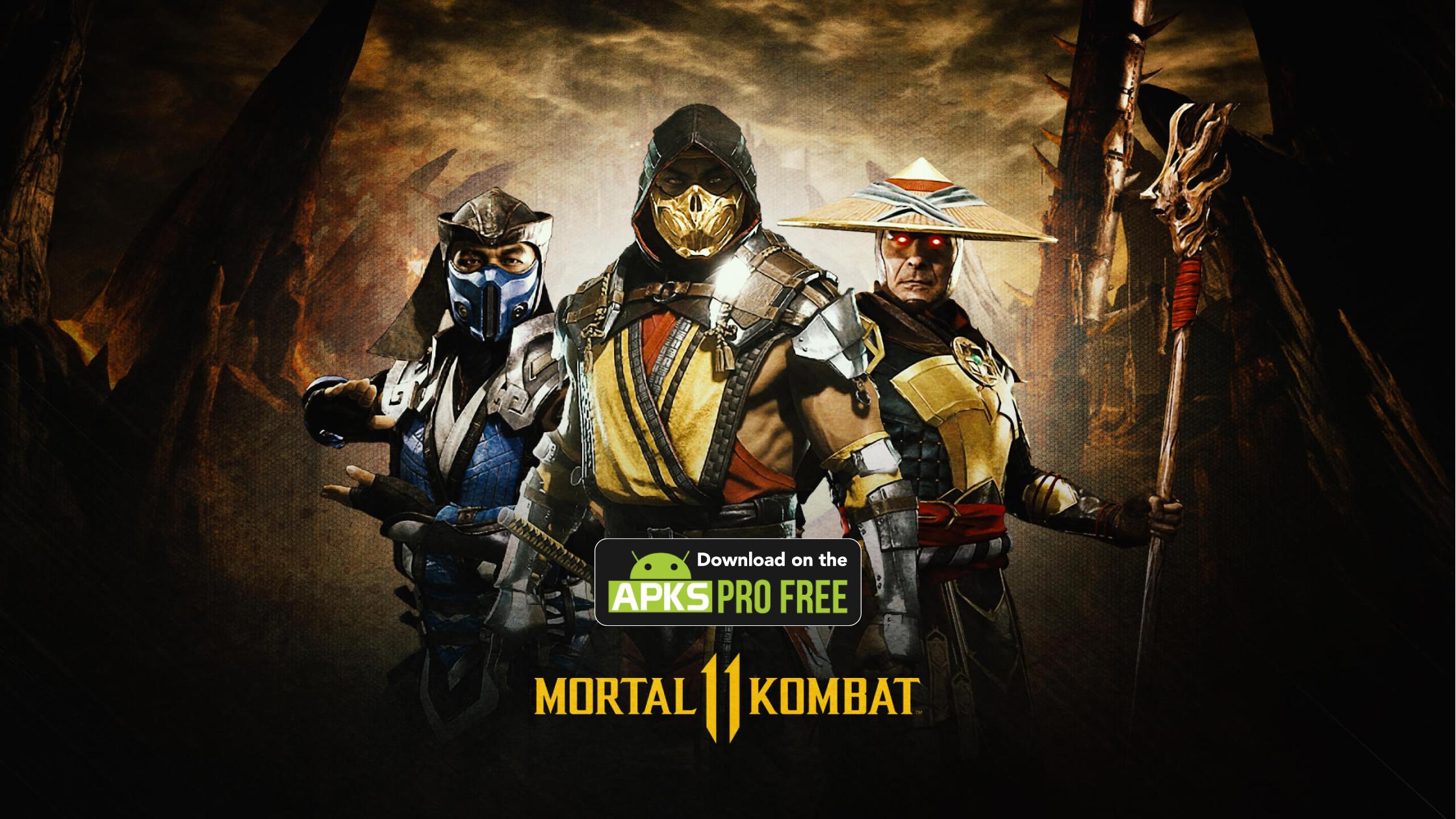 Mortal Kombat's MOD Apk (Unlimited Money/Souls/God Mode)