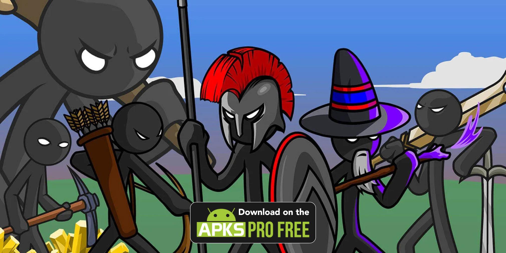 Stick War: Legacy MOD Apk (Unlimited Gems)